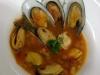 mussel-soup